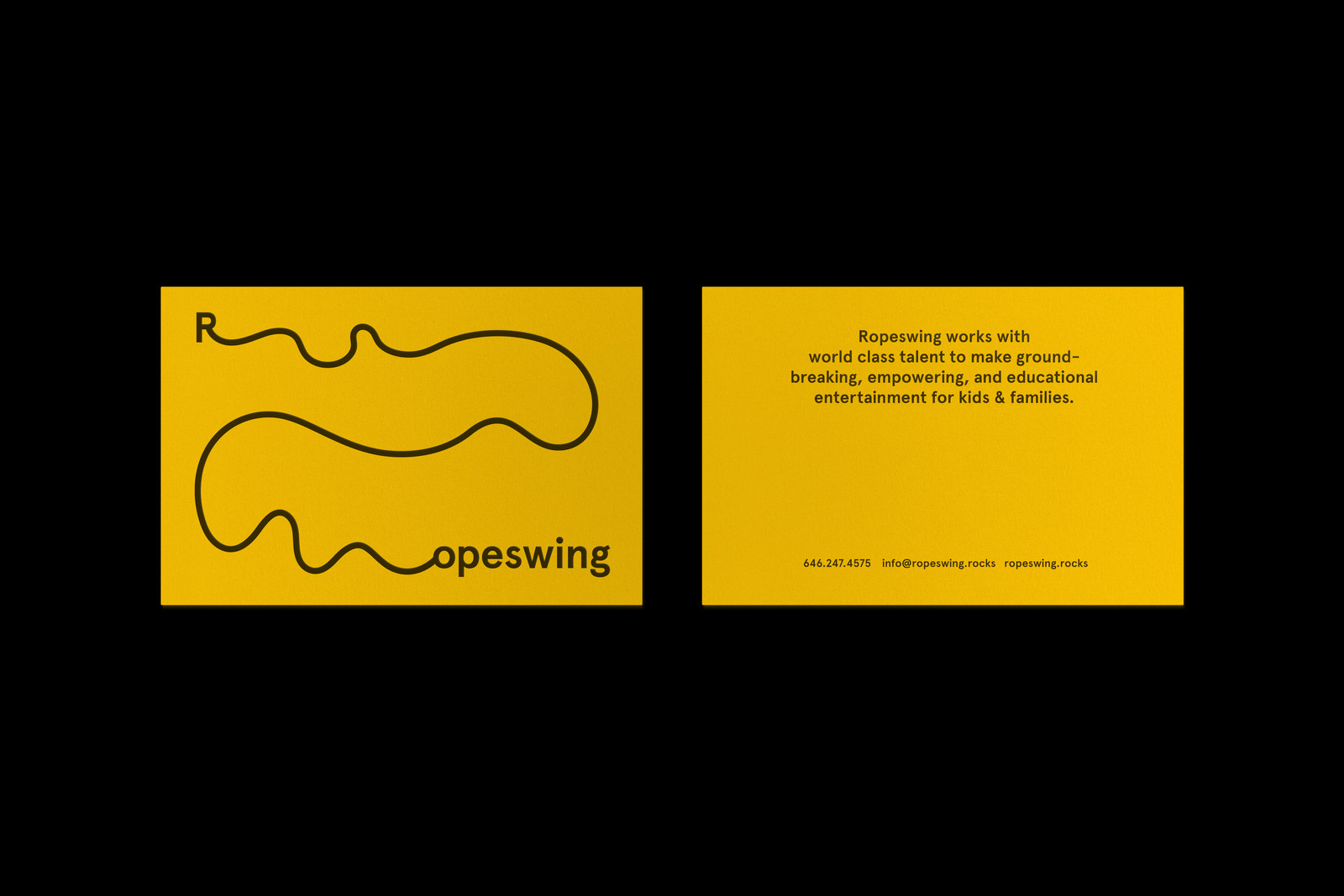 Ropeswing